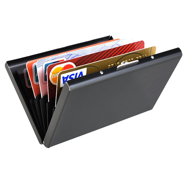 RFID Shiny Card Holder